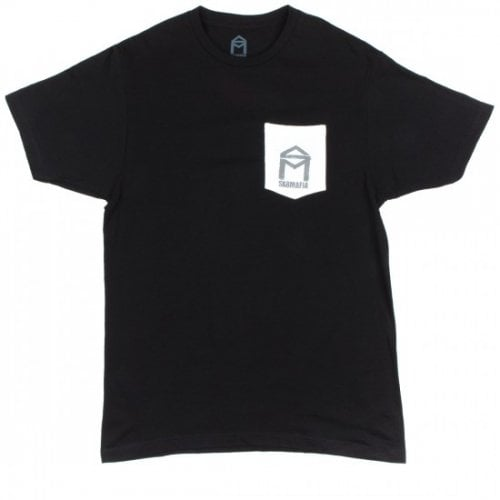 Camiseta Sk8 Mafia: Detention Pocket Tee BK