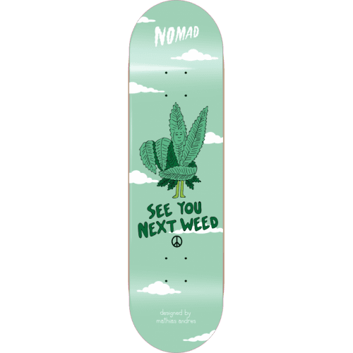 Tabla Nomad: Role Models Next Weed 8.75