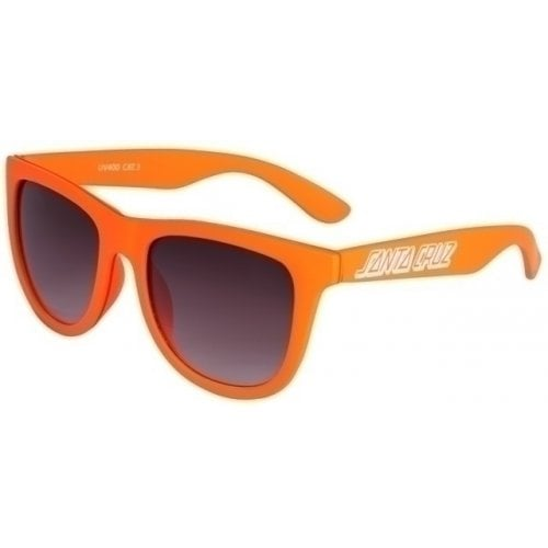 Gafas Santa Cruz: Classic Strip Coral OR