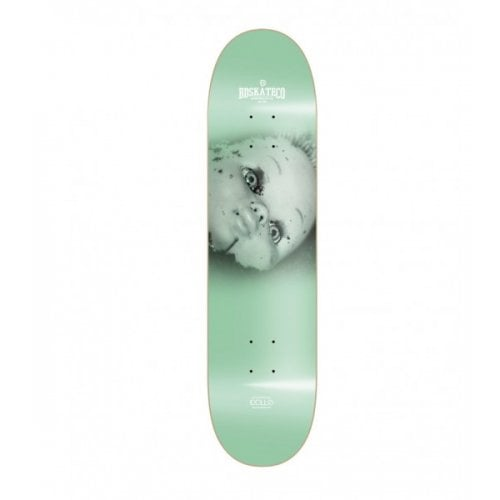 Tabla BDSkateCO: Dolls Green 8.25