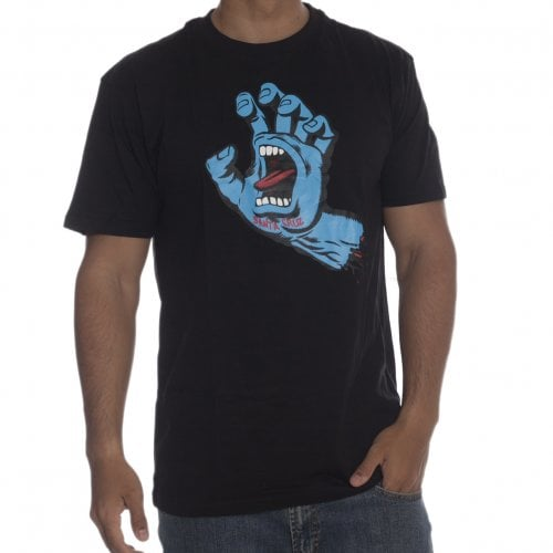 Camiseta Santa Cruz: Screaming Hand BK