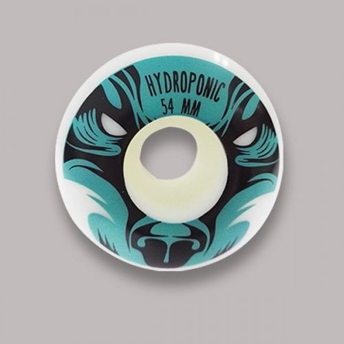 Ruedas Hydroponic: Wolf Turquoise (54 mm)