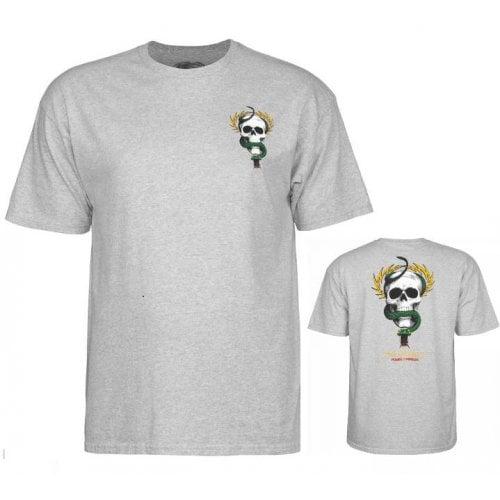 Camiseta Powell: Skull & Snake GR