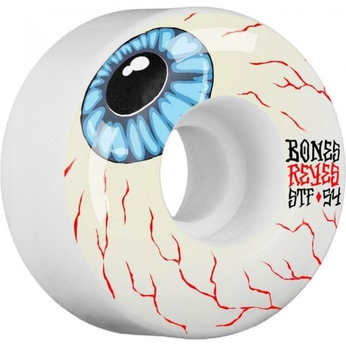 Ruedas Bones: Reyes Eyeball STF (54mm/103A)
