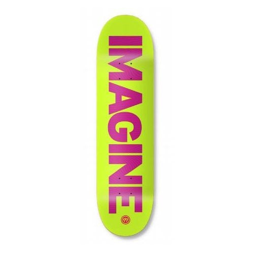 Tabla Imagine Skateboards: Name 8.125
