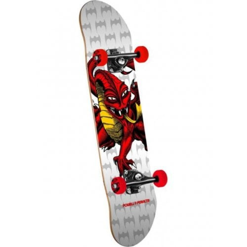 Skate Completo Powell Peralta: Cab Dragon One Off Assembly 7.75