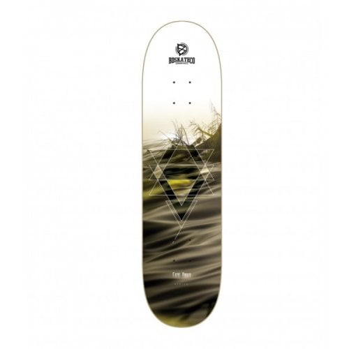 Tabla BDSkateCO: Fade Away Water 8.125