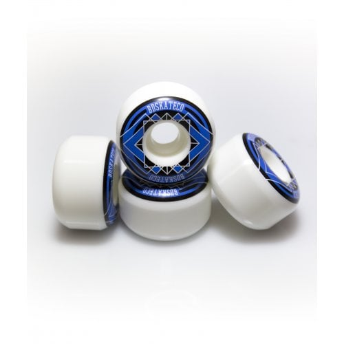 Ruedas BDSkateCO: Fade Away Blue (54 mm)