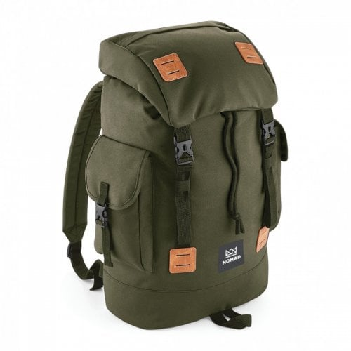 Mochila Nomad: Weekend Green Olive GN