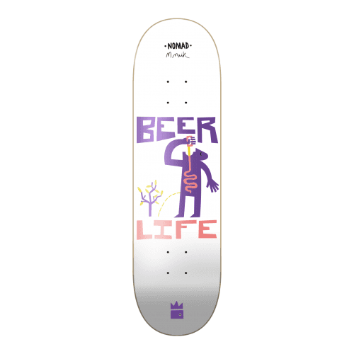 Tabla Nomad: Beer Life 8.625