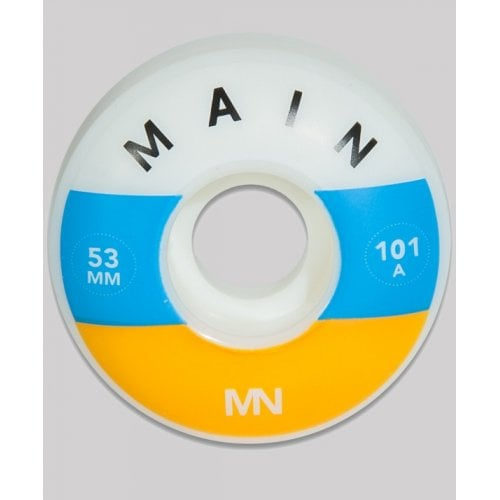 Ruedas Main: Main 53 (53 mm)