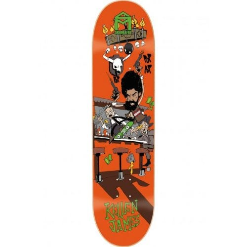 Tabla Sk8Mafia: James Fun 8