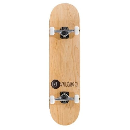 Skate Completo Enuff: Logo Stain Natural 7.75