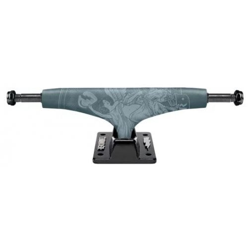 Ejes Thunder Trucks: Tempest Hollow Light Matte Blue Hi 147