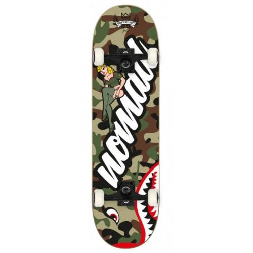 Skate Completo Nomad: Pin Up Green 8.125