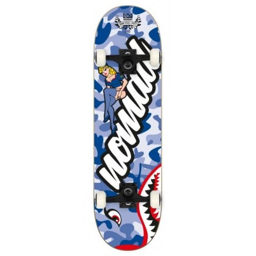 Skate Completo Nomad: Pin Up Blue 7.75