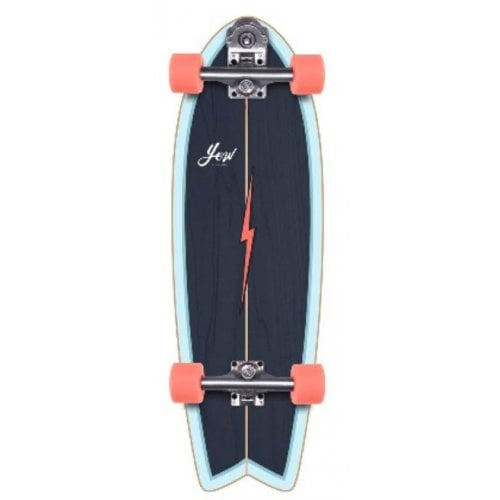 "Surfskate completo YOW: Pipe 31,5"" Power Surfing"