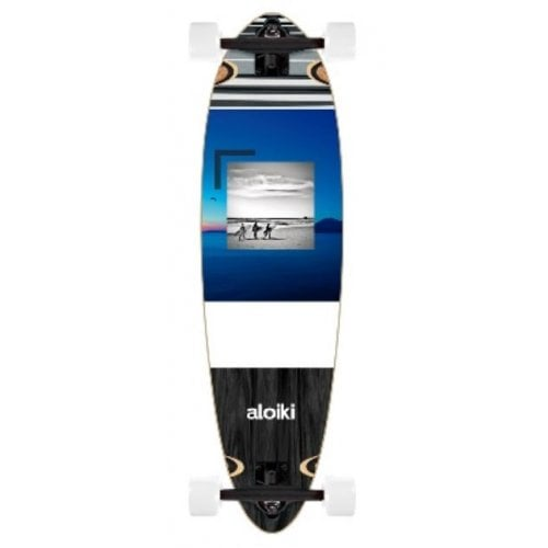 "Longboard Completo Aloiki: Chill 33"" Mini Pin"