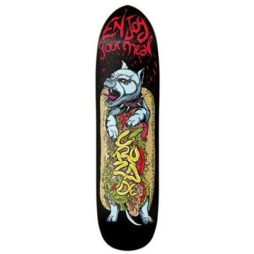 Tabla Cruzade Skateboards: Hotdog 8.5
