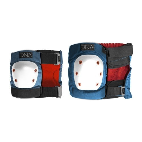 Set Protecciones DNA: Blue Knee & Elbow Pack BL