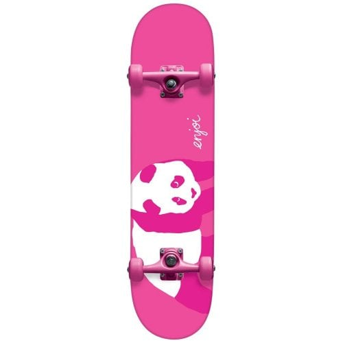 Skate Completo Enjoi: Hi. My Name Is Pinky 8.0