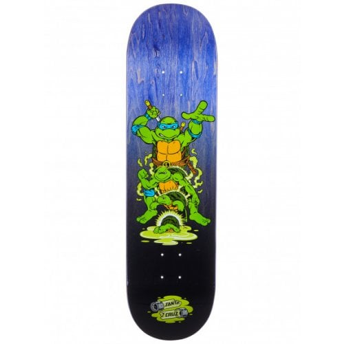 Tabla Santa Cruz Skateboards: TMNT Leonardo  8.375