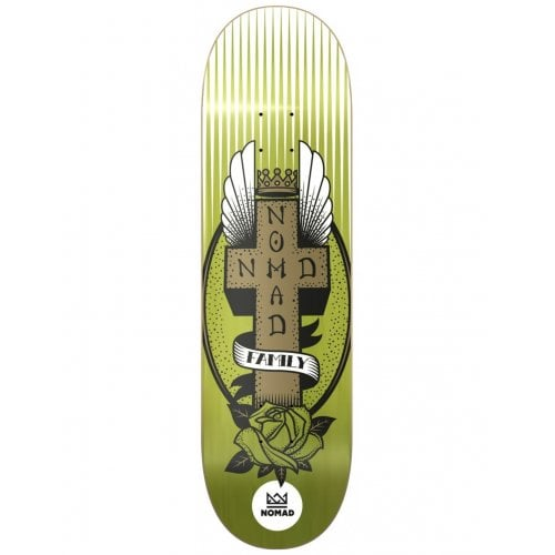 Tabla Nomad: Lords Lime Deck NMD3 8.0