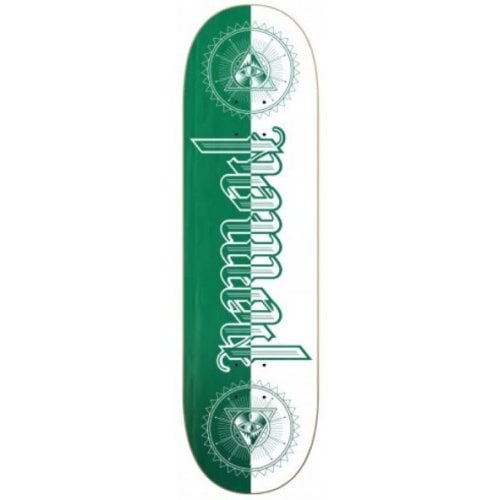 Tabla Nomad: Ambigram Open your Eyes - Green NMD3 8.625