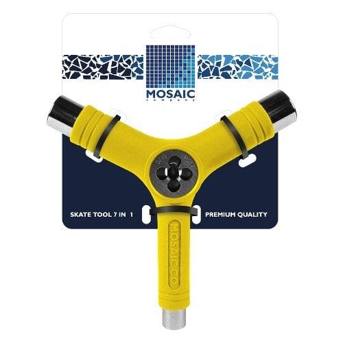 Herramienta Mosaic Company: Y Tool Yellow