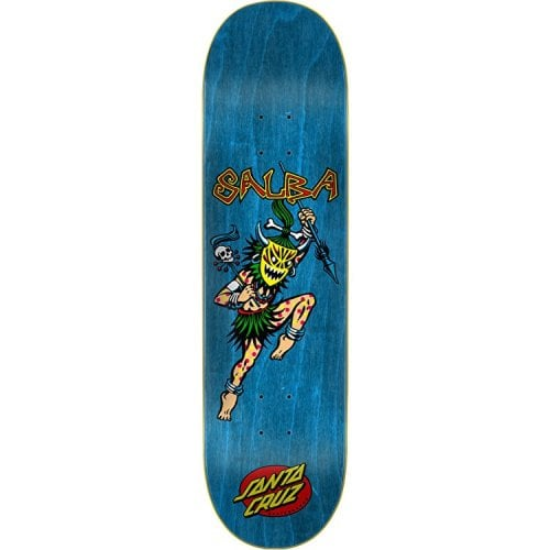 Tabla Santa Cruz Skateboards: Salba Voodoo 8.6