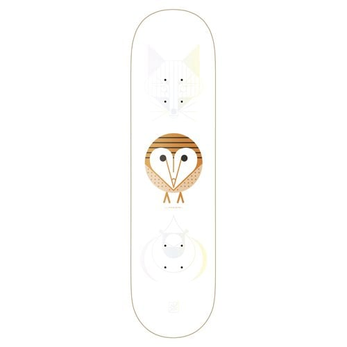 Tabla Habitat: Harper Icons Barn Owl 8.0