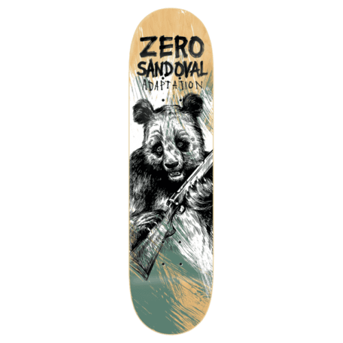Tabla Zero: Sandoval Adaptation 8.375