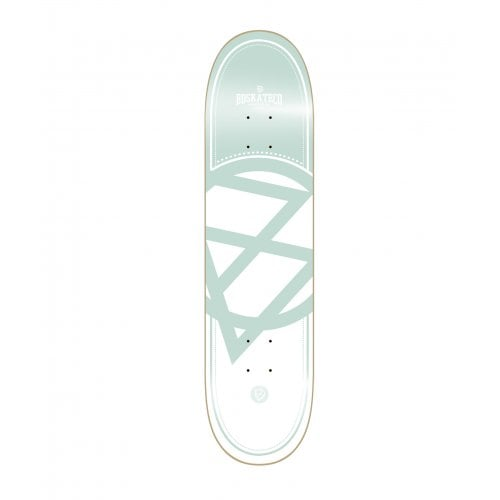 Tabla BDSkateCO: OG Logo Light Green White 8.125
