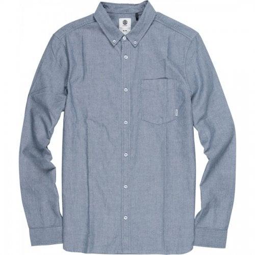 Camisa Element: Oxford Navy NV
