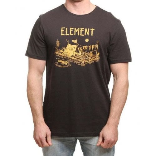 Camiseta Element: River Dreams SS BK