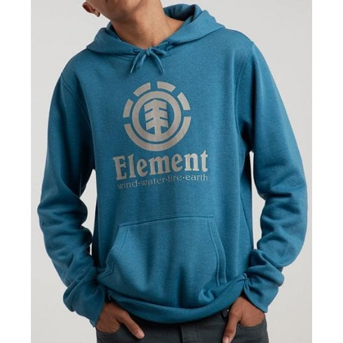 Sudadera Element: Vertical HO Blue Steel BL
