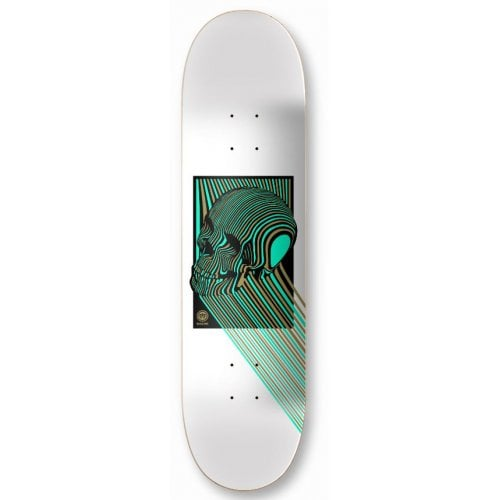 Tabla Imagine Skateboards: Skull 8.1