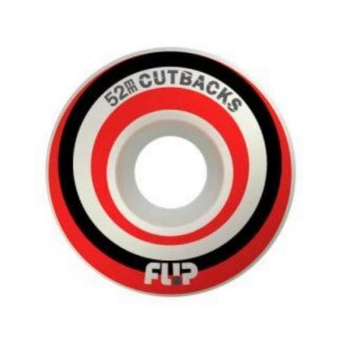 Ruedas Flip: Cutbacks (52 mm)