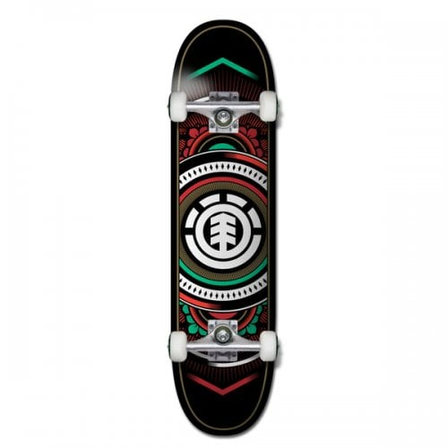 Skate Completo Element: Hatched North Light 7.75