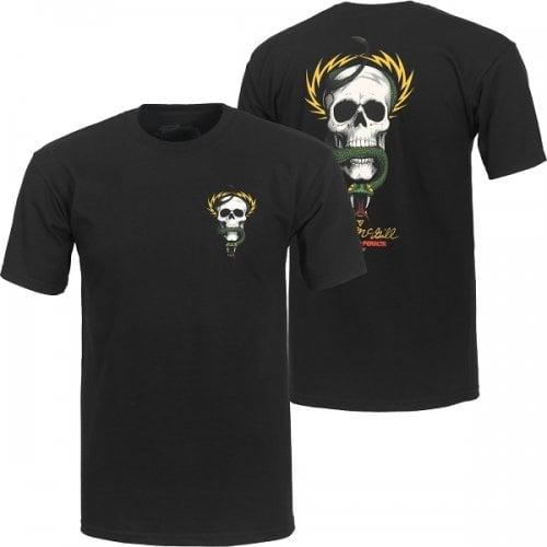 Camiseta Powell Peralta: McGill Skull & Snake BK