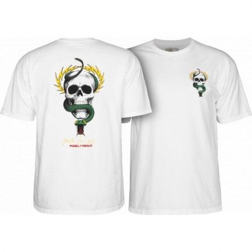Camiseta Powell Peralta: McGill Skull & Snake WH
