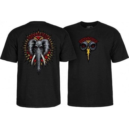 Camiseta Powell Peralta: Mike Vallely Elephant BK