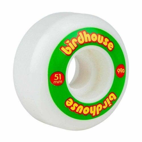 Ruedas Birdhouse: Birdhouse Logo Rasta 99a (51 mm)