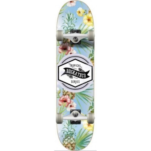 Skate Completo BDSkateCO: Tropical Pineapple 8.1
