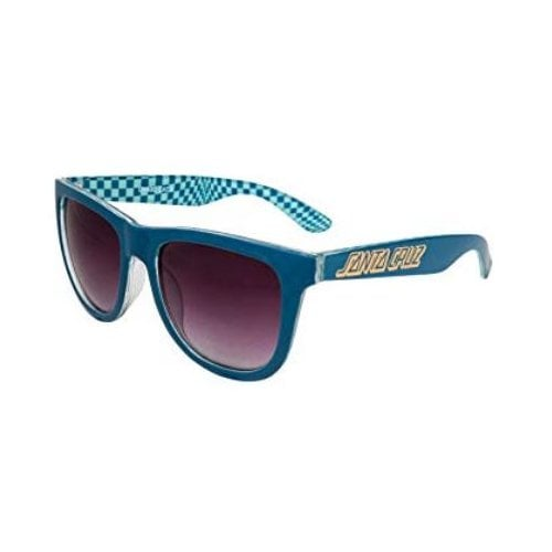 Gafas de Sol Santa Cruz: Fish Eye Ink Blue Check