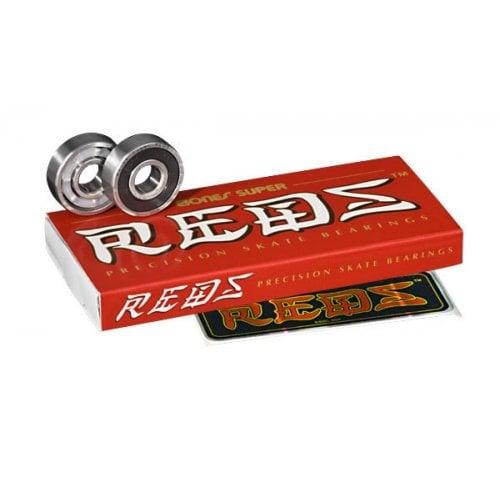 Rodamientos Bones: Super Reds