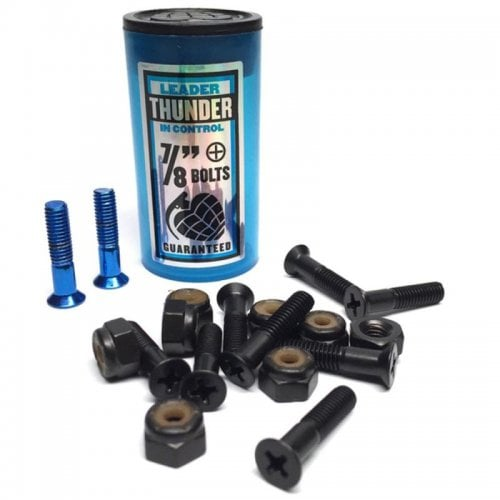 "Thunder Trucks / Tornillos Thunder: 7/8"" Phillips Bolts"