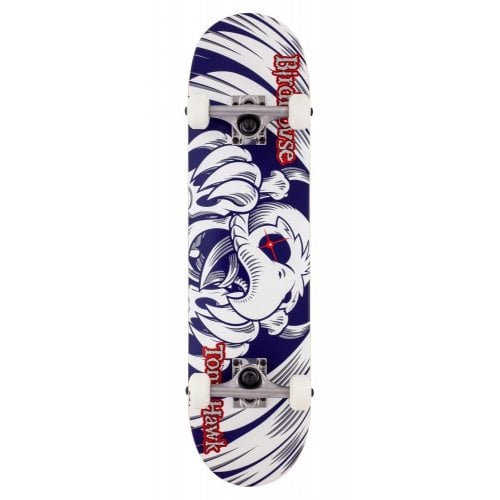 Skate Completo Birdhouse: Stage 1 Falcon 6 Mini Blue 7.38