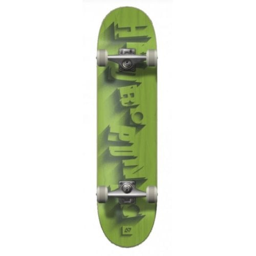 Skate Completo Hydroponic: Name Green 7.75
