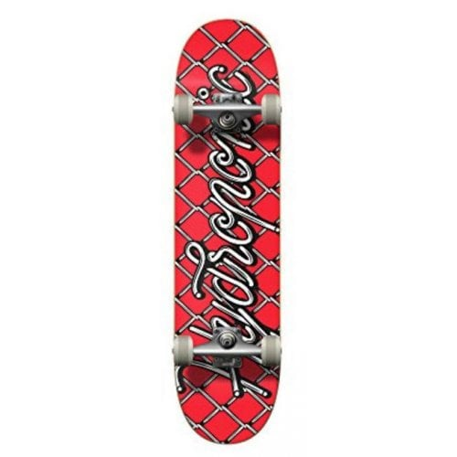 Skate Completo Hydroponic: Net Red 7.2